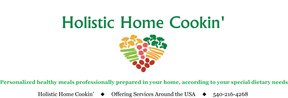 Holistic Home Cookin'